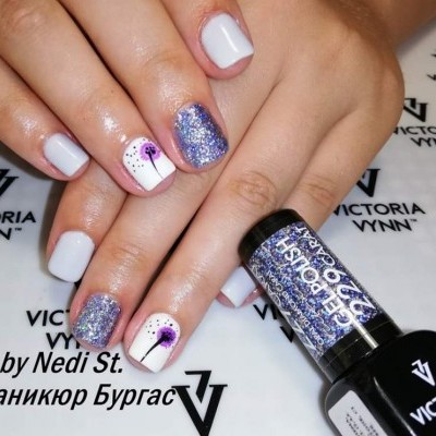Victoria Vynn Verniz Gel Nº 229 - Opal Diamond - 8 ml