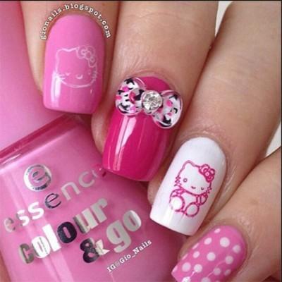Placa QA8 - Hello Kitty