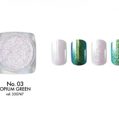 Art Dust - Victoria Vynn - Nº 03 - Opium Green