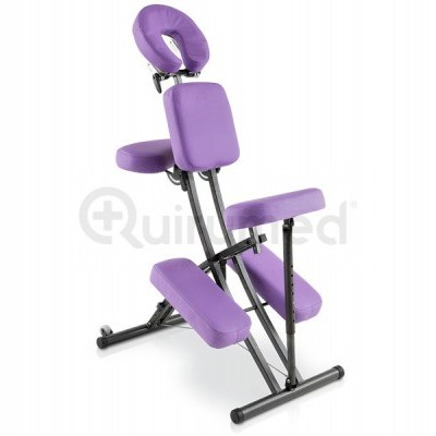Cadeira de Aço para Terapia e Massagem