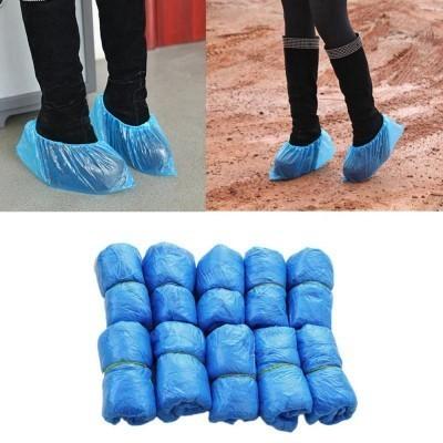 Cobre sapatos impermeáveis (100 unidades)