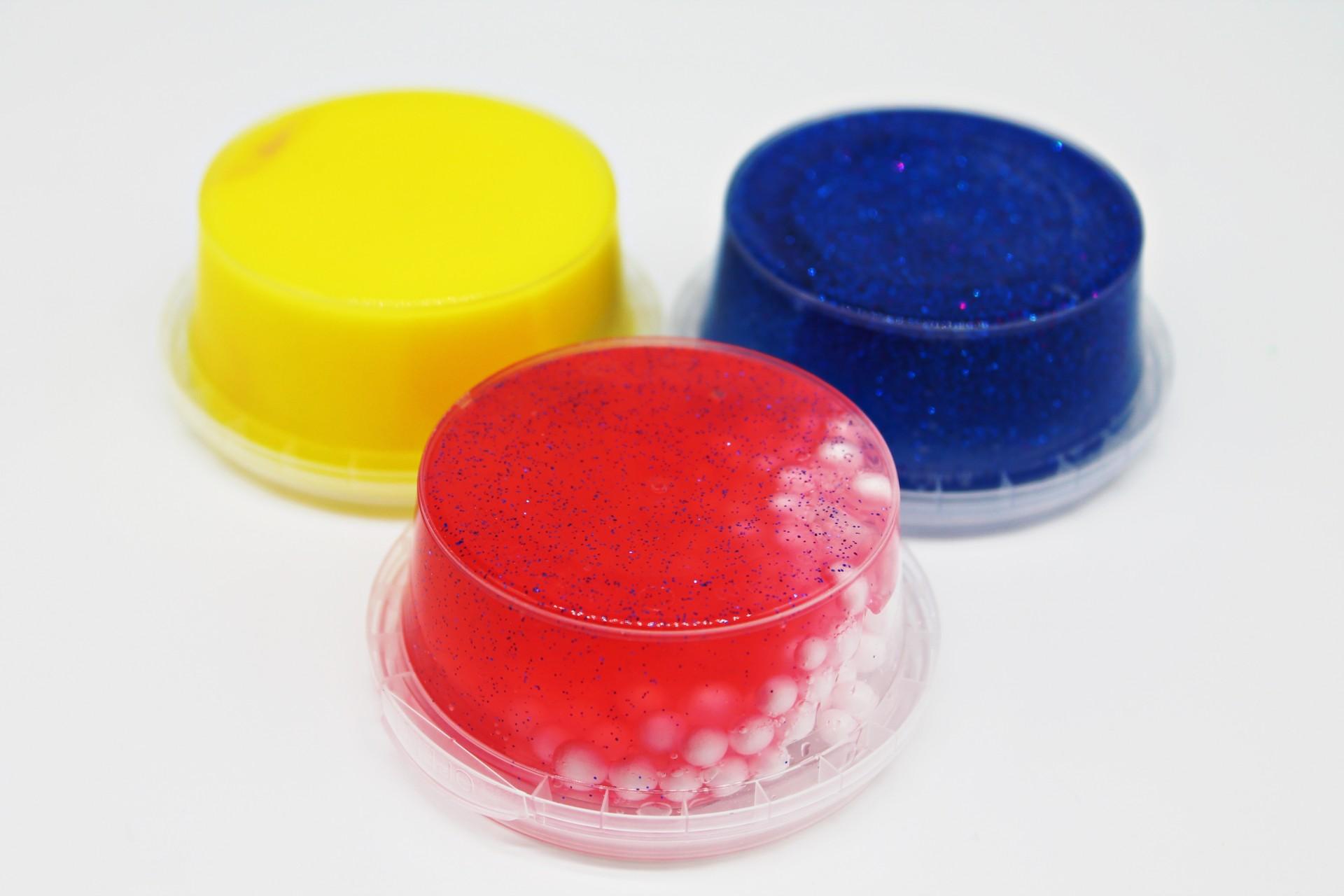 Pack slime individual líquida + activador