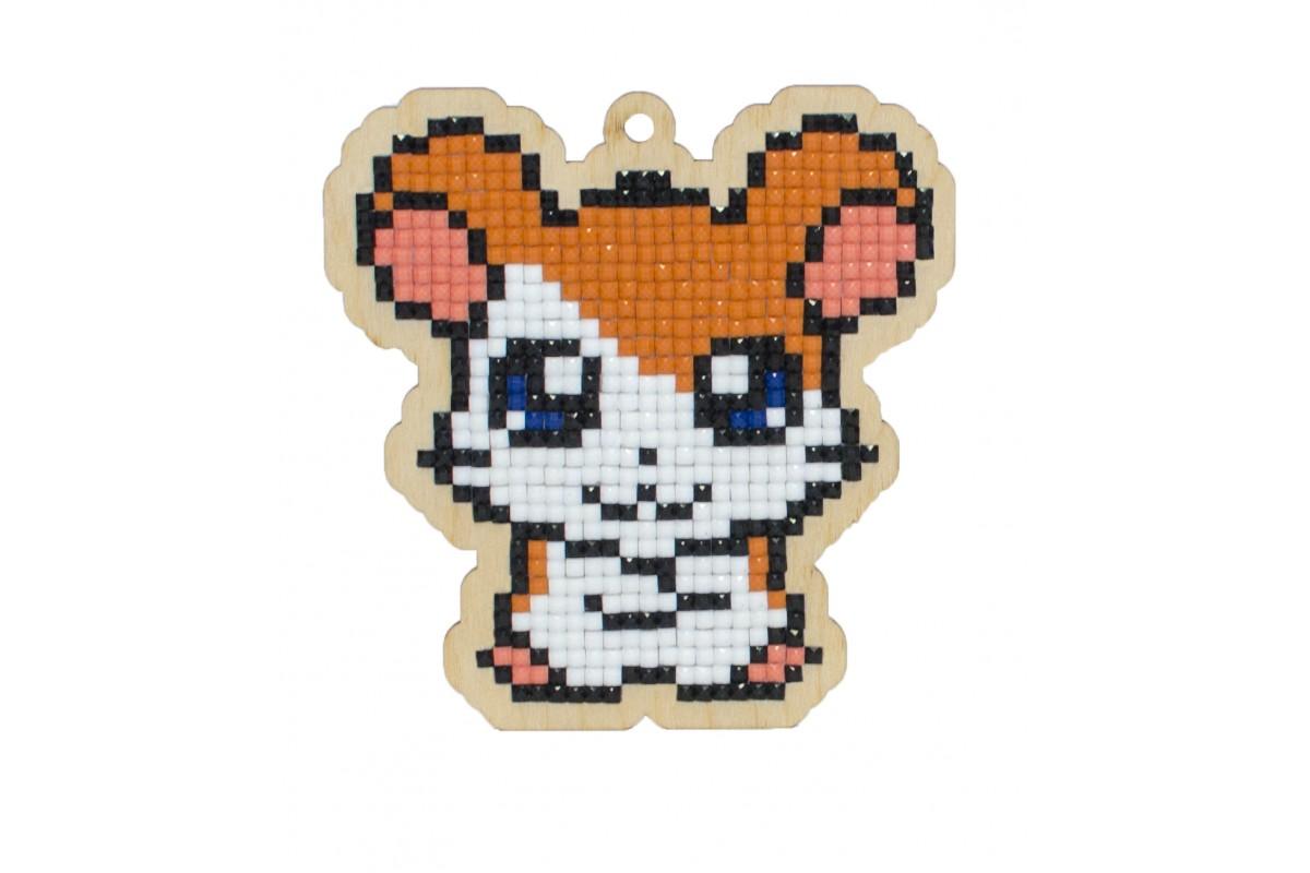 Puzzle 5D - Hamster