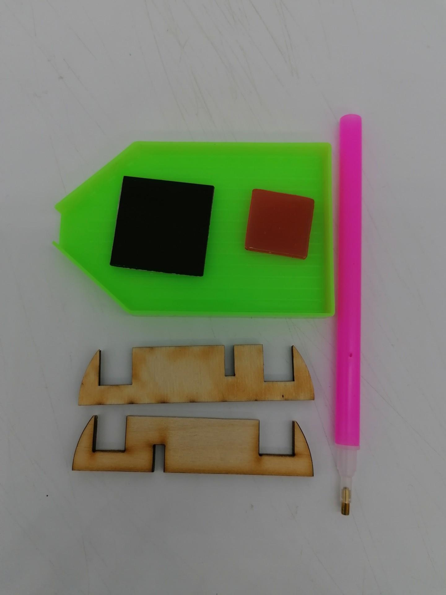 Puzzle 5D - Ursinho