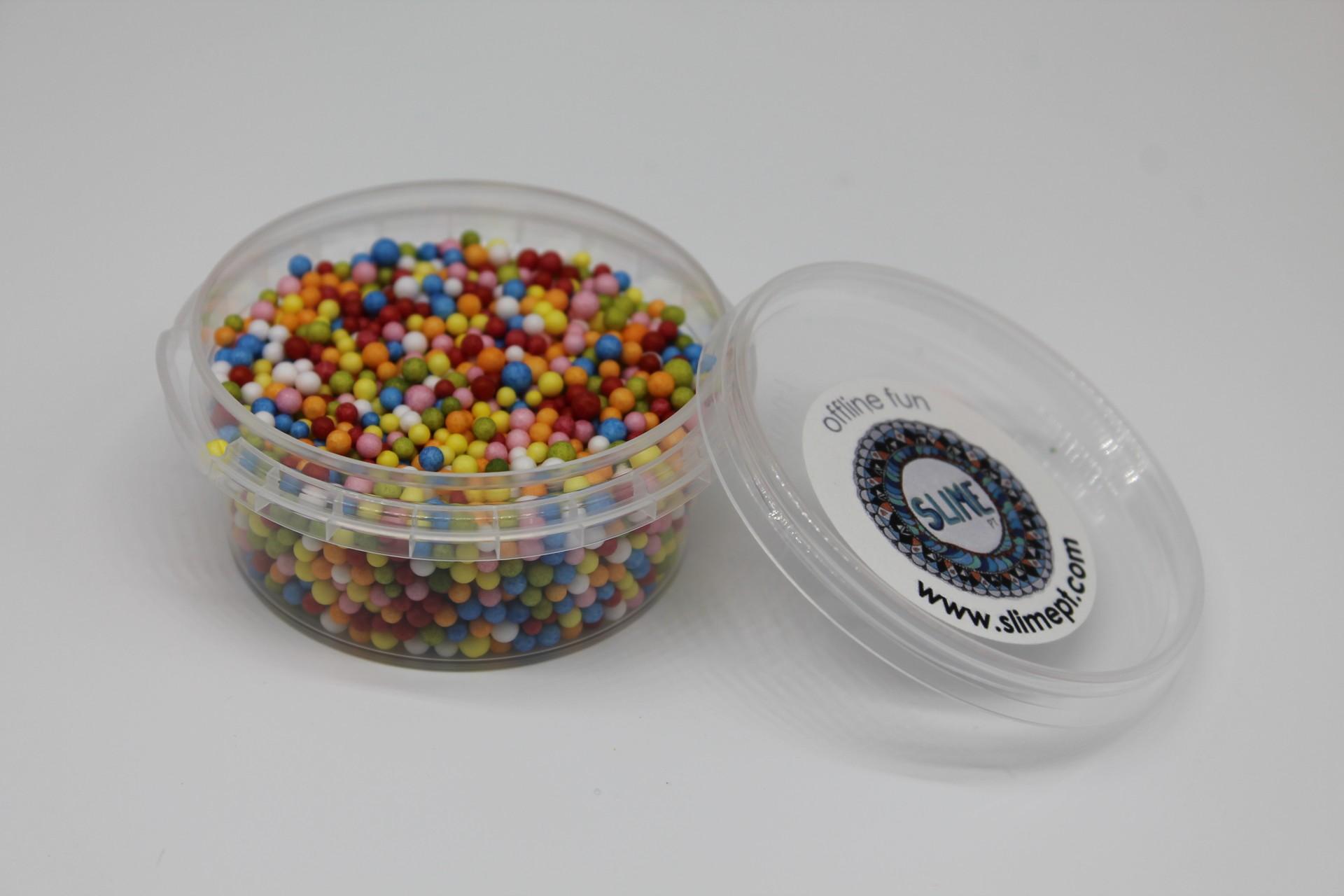 Bolinhas Esferovite - Coloridas