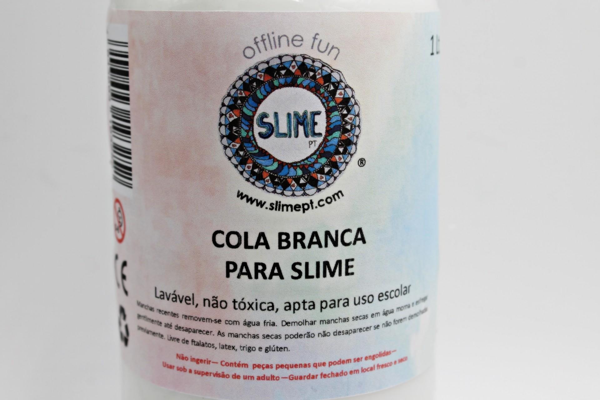 Cola Branca para Slime 1 Litro