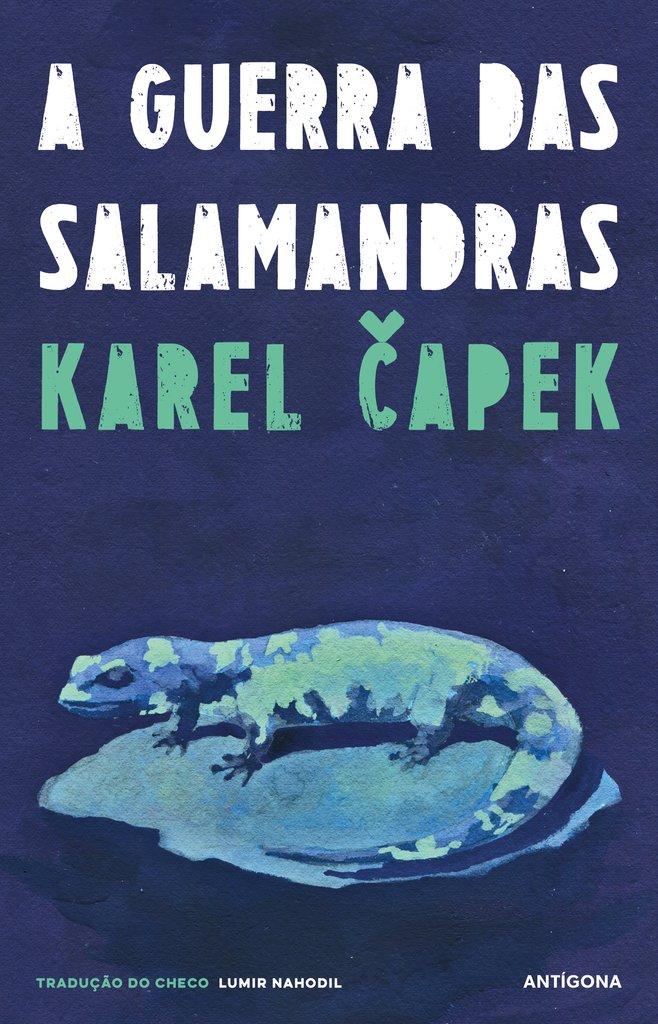 A Guerra das Salamandras