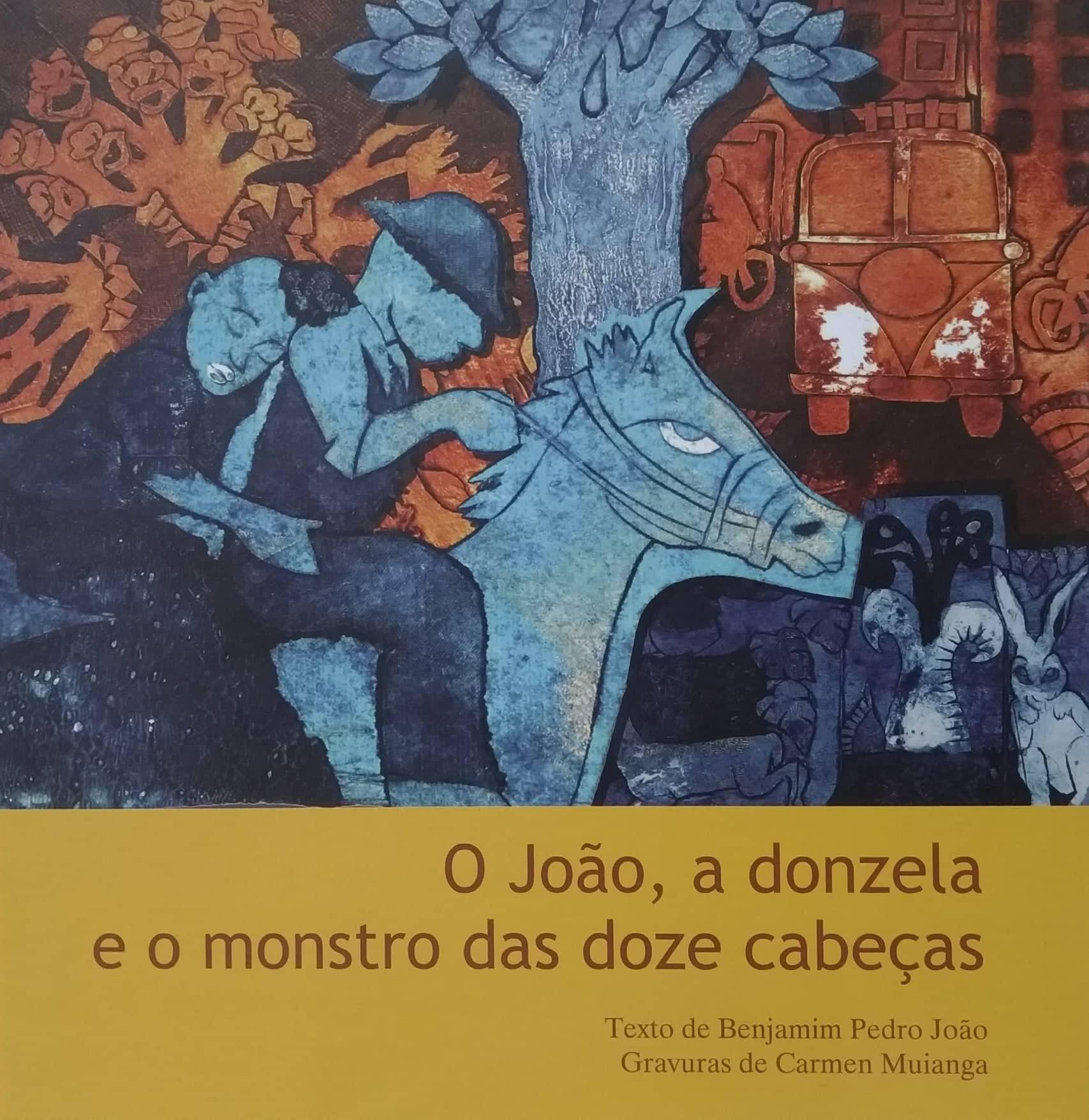 O João, a Donzela e o Monstro das Doze Cabeças