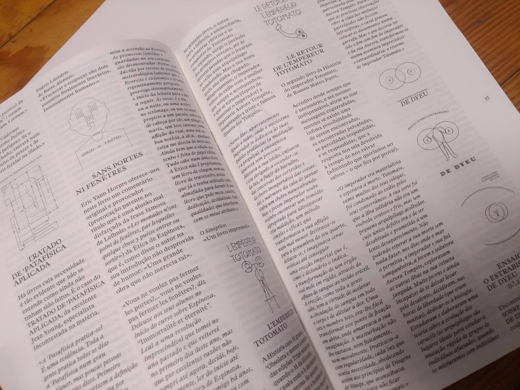 K contra K - catálogo incompleto das Edições Tripé