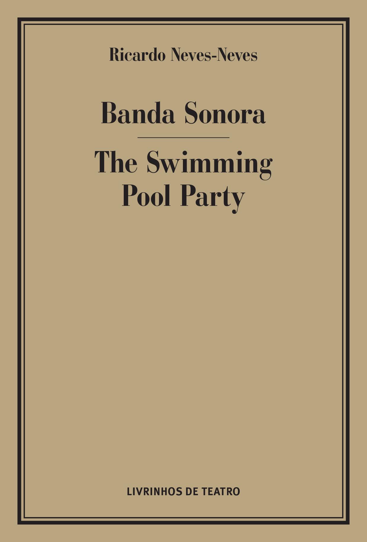 SWIMMING POOL PARTY / BANDA SONORA