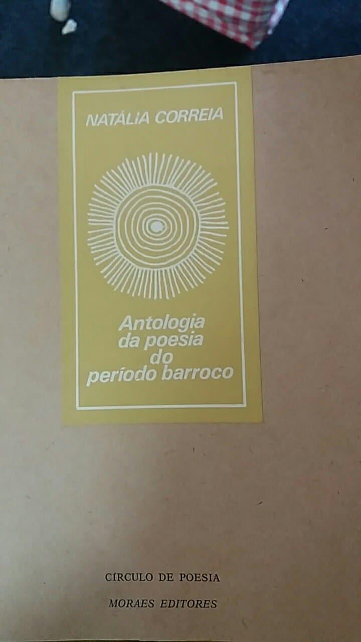 Antologia da Poesia do Período Barroco
