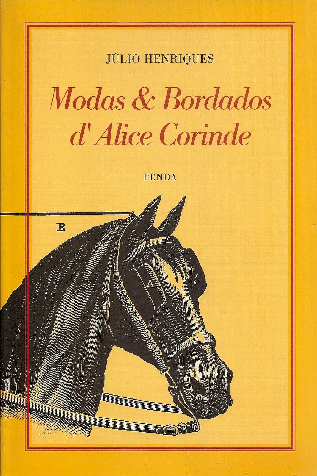 Modas & Bordados d'Alice Corinde