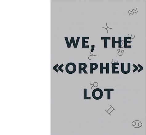 Nós, os de Orpheu