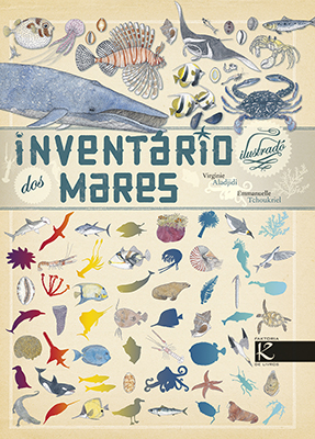 Inventário ilustrado dos mares