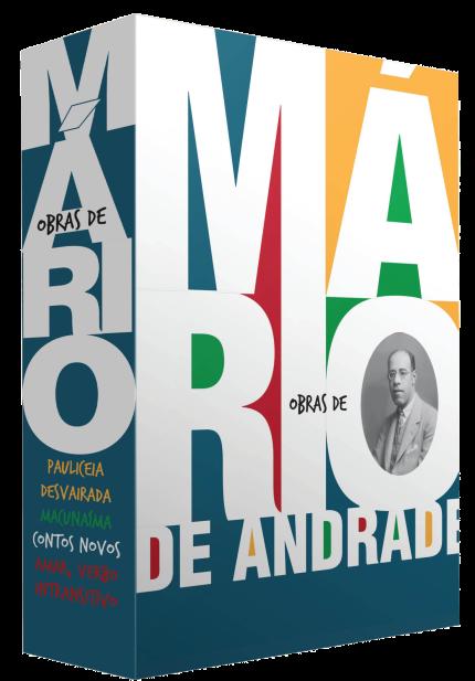 Mário de Andrade - Box