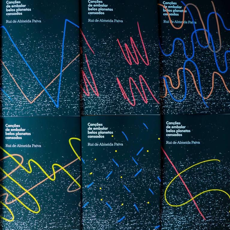 Canções de embalar belos planetas cansados