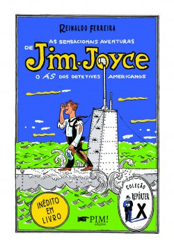 As Sensacionais Aventuras de Jim Joyce, o Ás dos Detetives Americanos