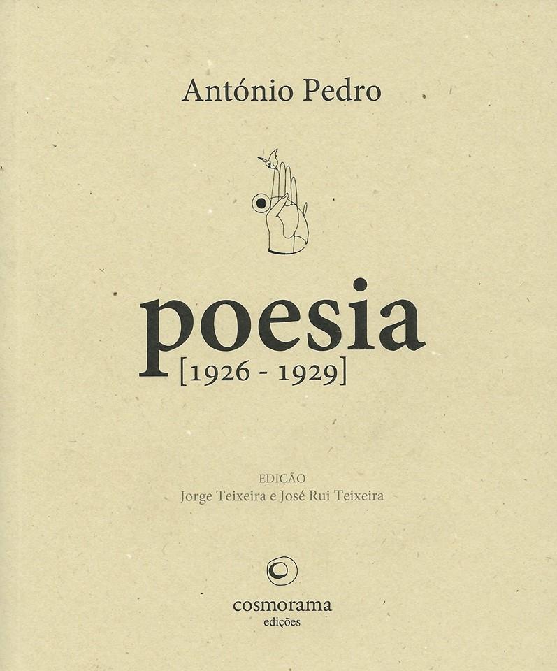 POESIA [1926-1929]   ANTÓNIO PEDRO