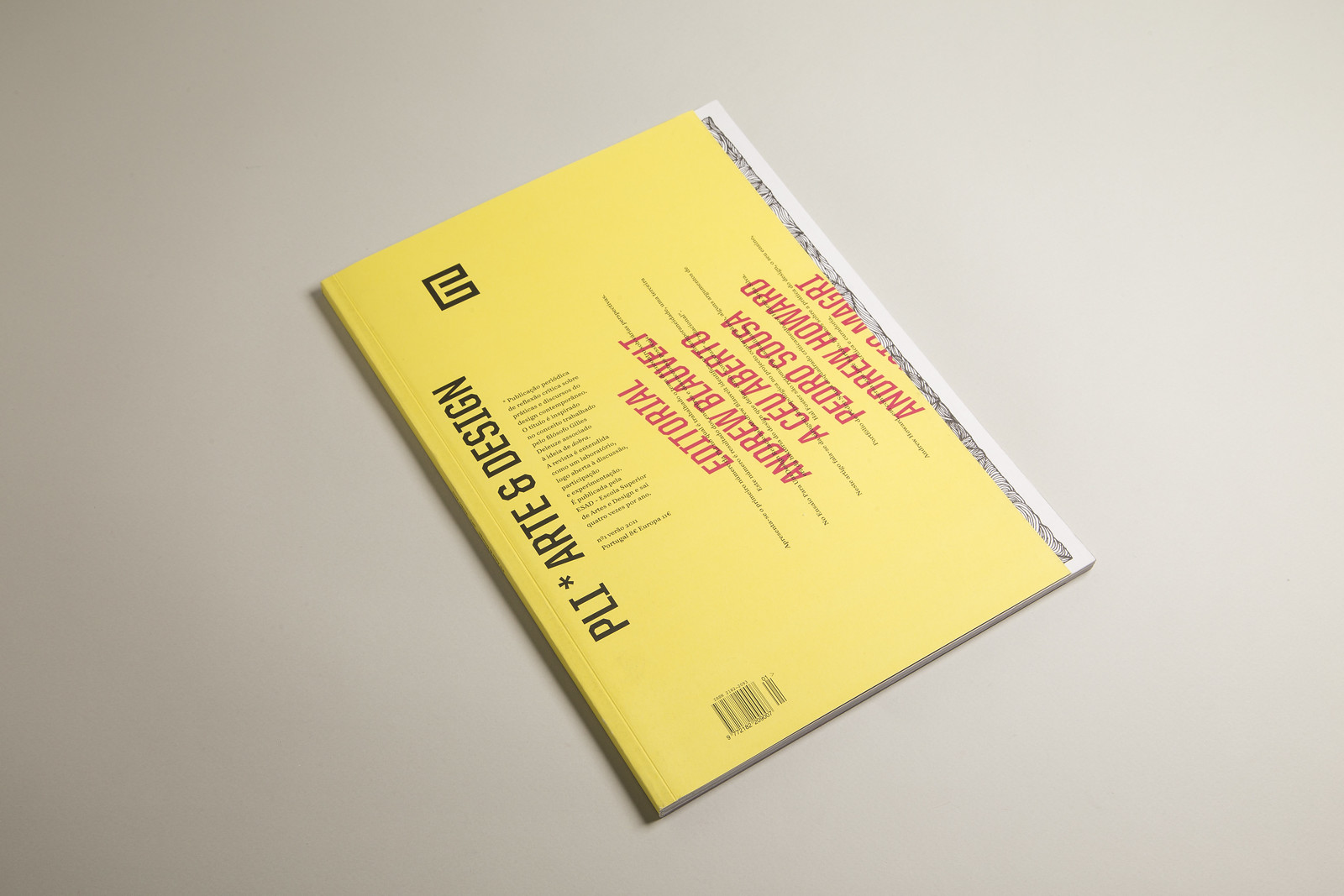 PLI arte + design — Encontro/Entusiasmo