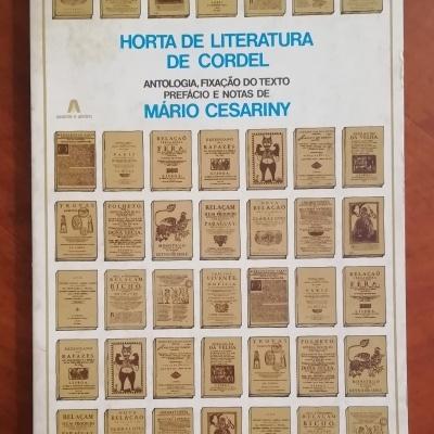 Horta de Literatura de Cordel