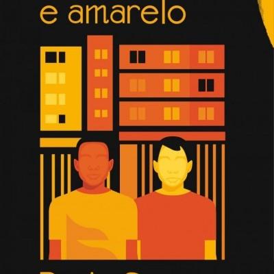 MARROM E AMARELO