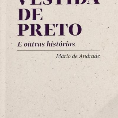 Vestida de Preto Livro - e outras histórias