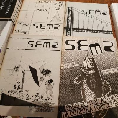 Revista SEMA [todos os números]
