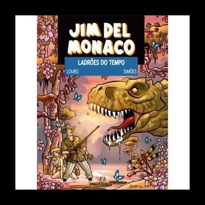 Jim Del Monaco: Ladrões do Tempo