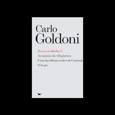 Peças Escolhidas 3 (Carlo Goldoni)