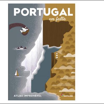 Portugal em Falta - Atlas Improvável