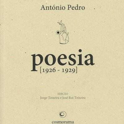 POESIA [1926-1929] | ANTÓNIO PEDRO