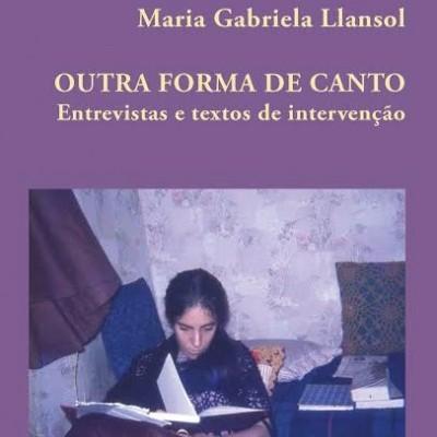 OUTRA FORMA DE CANTO - Entrevistas e Textos de Intervenção