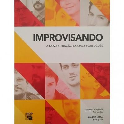 Improvisando– A Nova Geração do Jazz Português