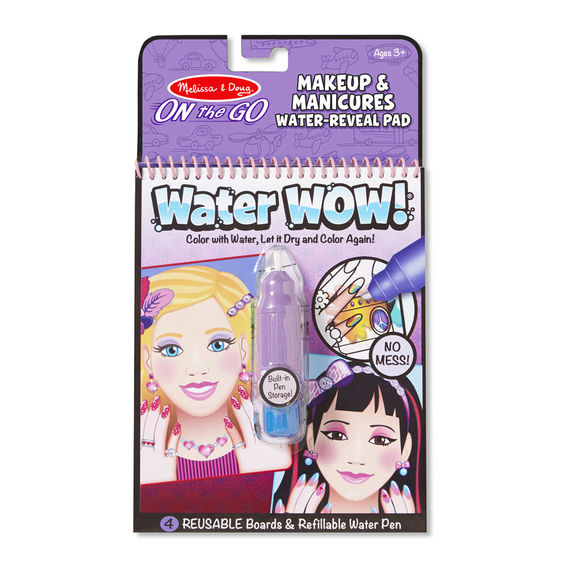 Water Wow! Maquilhagem & Manicure