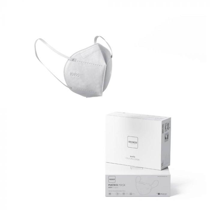 KN95 - Pack 10/un - Branco