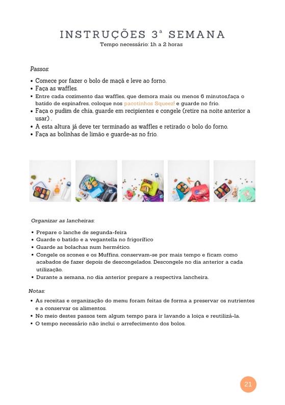 🎈-60% DESCONTO 🍎E-book Lancheiras Squeez!