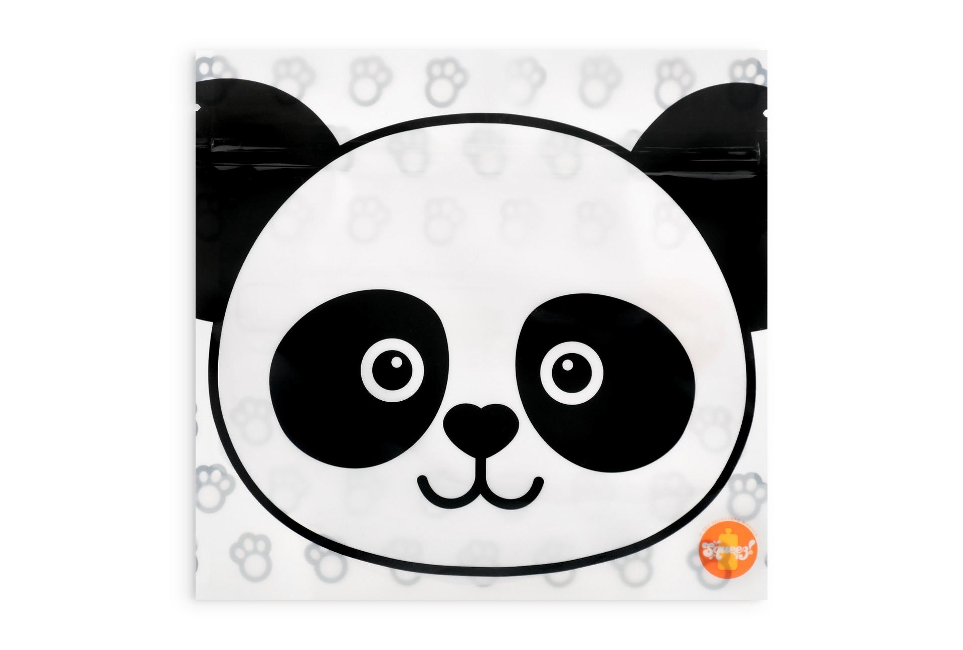 💥BLACK FRIDAY -30% DESCONTO Saqueta Reutilizável para Sandes  Panda Bag