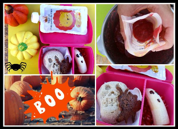 Snacks saudáveis para os mais pequenos levarem na lancheira
