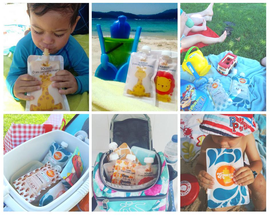 Tudo o que deve levar na mochila da praia