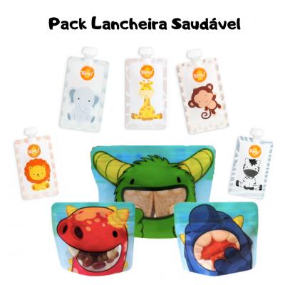 Pack 6 Lancheira