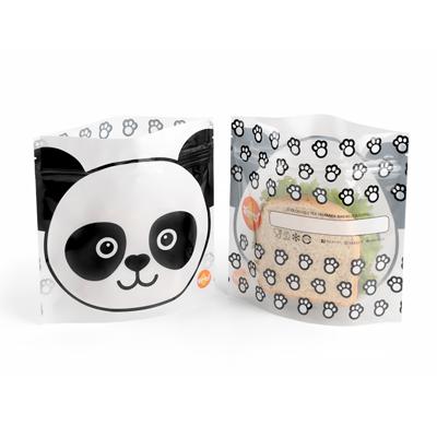 Saqueta Reutilizável para Sandes  Panda Bag