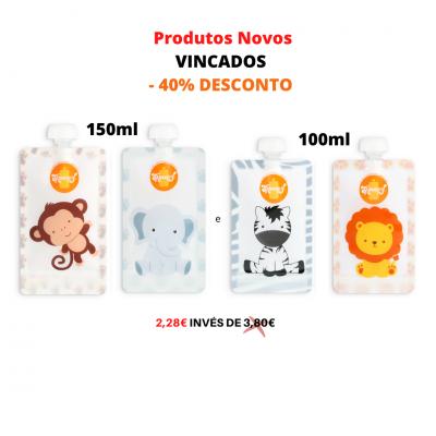 - 40% DESCONTO Pacotes Avulso Vincados