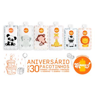 🎂Pack 30 Aniversário 🎈