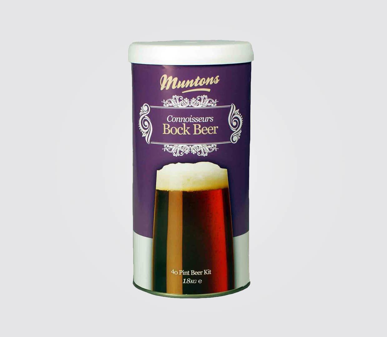 Kit de Cerveja Muntons Connoisseurs Bock - 23L