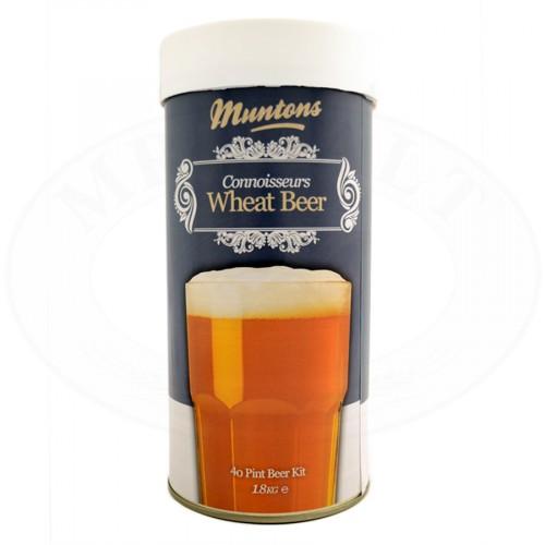 Kit de Cerveja Muntons Connoisseurs Wheat Beer (Trigo) - 23L