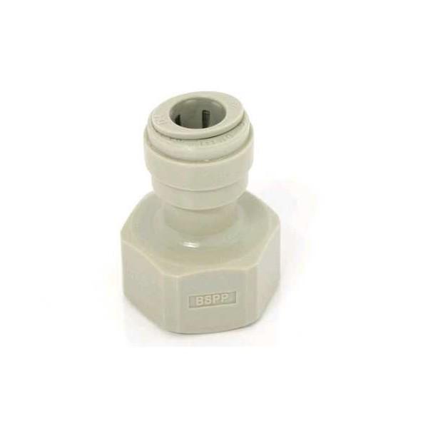 """Conector rápido para engate de barril - Rosca BSP F5/8"""" x 3/8"""""""