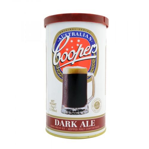 Kit de cerveja Coopers Dark Ale - 23L
