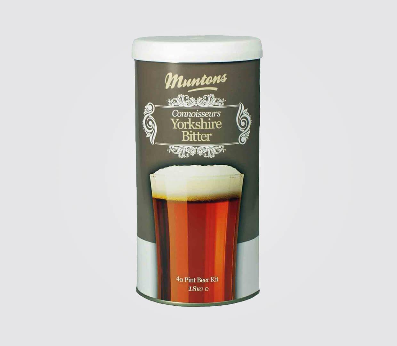 Kit de Cerveja Muntons Connoisseurs Yorkshire Bitter - 23L
