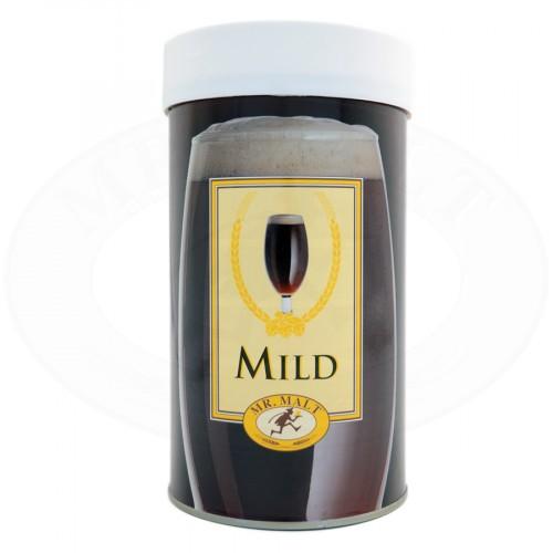 Kit de cerveja Mr. Malt Base Mild - 23L