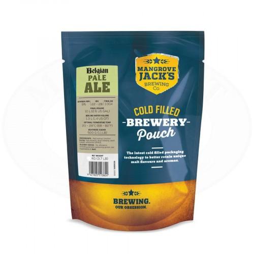 Kit de cerveja - Mangrove Jack's Belgian Pale Ale - 10L
